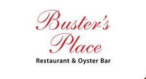 Buster's Place Restaurant & Oyster Bar logo