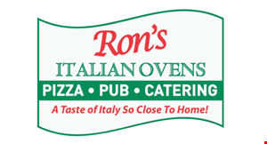 Product image for Ron's Italian Ovens $10 MATCH PLAY SLOT PLAY!