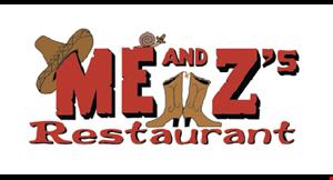 Me and Z's Restaurant logo