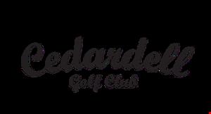 CEDARDELL GOLF CLUB logo