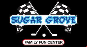 Sugar Grove Family Fun Center logo