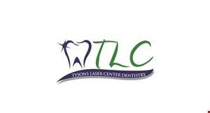 TLC Dental Center logo