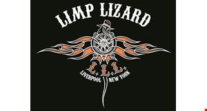 Limp Lizard BBQ & Catering logo