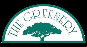 GREENERY, THE logo