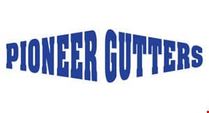 Product image for Pioneer Gutters $250 OFF ANY PROJECT OVER $3,500· FREE ESTIMATES.