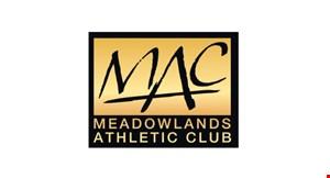 Meadowlands Athletic Club logo