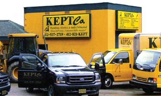 Product image for Kept Co. $200 off full basement remodeling.