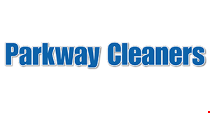 PARKWAY CLEANERS logo