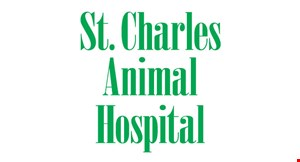 Product image for St. Charles Animal Hospital free Comprehensive Physical Exam
