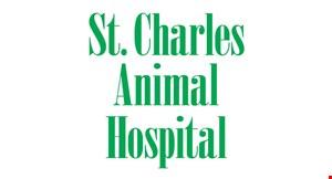St. Charles Animal Hospital logo