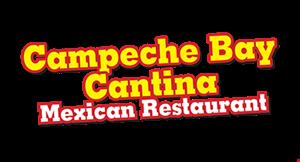 Campeche Bay Cantina logo