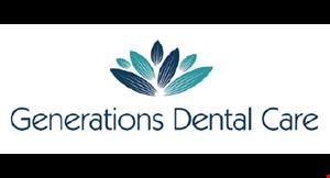 Generations Dental Care Inc logo