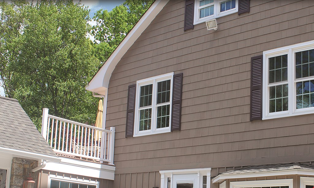 Product image for ADVANCED WINDOW SYSTEMS LLC 50% OFF Windows Siding Roofing Doors installation.