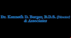 Dr. Kenneth D. Berger, D.D.S. logo