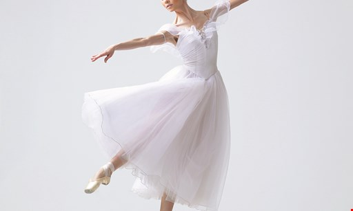Product image for Maureen Bersuder Academy of Dance Arts Free pair of dance shoes.