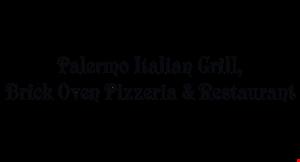 Palermo's Italian Grill, Brick Oven Pizzeria & Restaurant logo