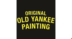Original Old Yankee Painting logo