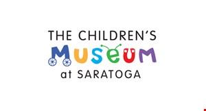 The Children's Museum at Saratoga logo
