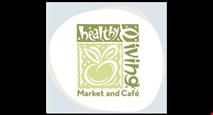 Healthy Living Market logo