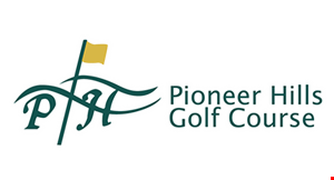 Pioneer Hills Golf logo