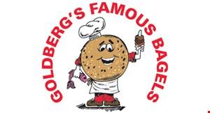Goldberg's Famous Bagels logo