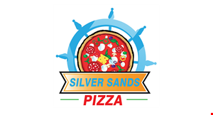 Product image for Silver Sands Pizza $25.99 2 large cheese pizzas, 1 order fried mozzarella sticks, 1 small salad & 2-liter soda