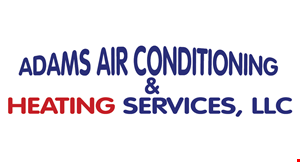 Adams Air Condition & Heating Services LLC logo