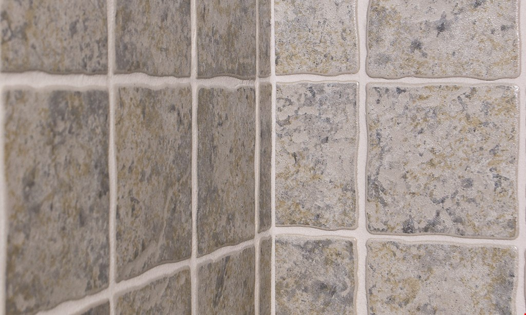 Product image for The Grout Man Save $75 on any service over $500.