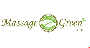 Massage Green Spa- Hodges Blvd logo