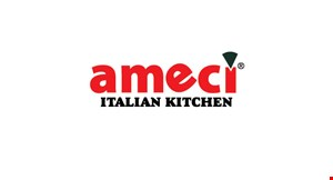 Product image for Ameci Italian Kitchen $5off any delivery purchase