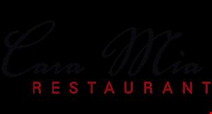 Cara Mia Restaurant logo