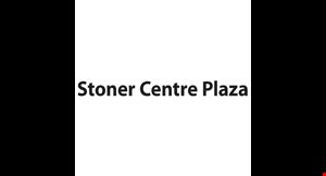 Stoner Centre Plaza logo
