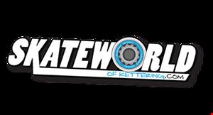 Skateworld of Kettering logo