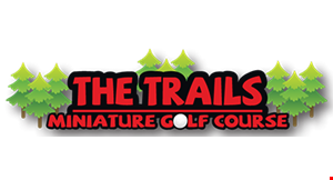 Product image for The Trails Miniature Golf Course $29.99 Family 4 Pack! 4 Golf Admissions & 4 Scoops Of Ice Cream.