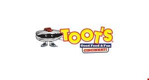 Toot's logo