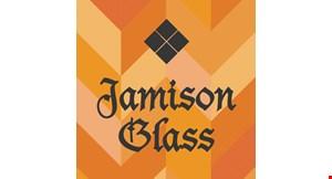 Jamison Glass logo