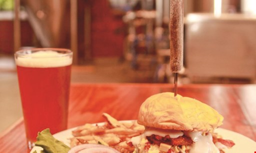 Product image for Old Mill Brew Pub 15% Off food order(up to 2 people)