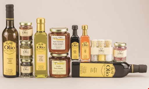 Product image for Olio Olive Oils & Balsamics $10off your purchaseof $55 or more