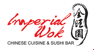 Imperial Wok logo