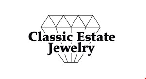 Classic Estate Jewelry logo