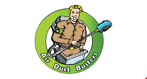 Air Duct Busters logo