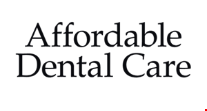 Affordable Dental Care logo