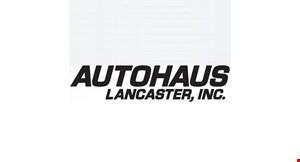 Autohaus Lancaster, Inc logo