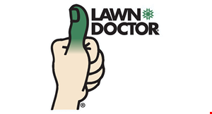 Product image for LAWN DOCTOR $25 Off your annual lawn care maintenance program