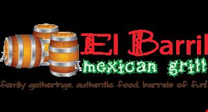 El Barril Mexican Grill logo