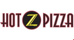 Hot Z Pizza - Landisville logo