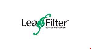 Leaf Filter- Nashville logo