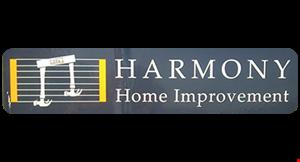 Harmony Home Improvement logo
