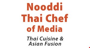 Product image for Nooddi-Thai Chef $2 off lunch purchase