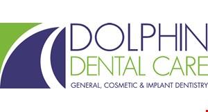 Dolphin Dental Care logo